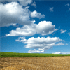 Clouded Fields Jigsaw Puzzle